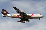 SKYLINEさんが、成田国際空港で撮影したUPS航空 747-212B(SF)の航空フォト(写真)
