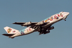 SKYLINEさんが、羽田空港で撮影した日本航空 747-146B/SR/SUDの航空フォト(写真)