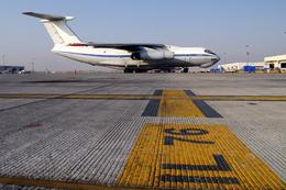IR801さんが、OMSJで撮影したフェニックス・アビエーション Il-76TDの航空フォト(飛行機 写真・画像)