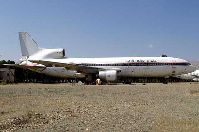 エア ユニバーサル 9L-LDC メヘ...