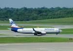 じーく。さんが、ハンブルク空港で撮影したサンエクスプレス 737-8CXの航空フォト(飛行機 写真・画像)