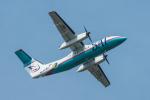 パンダさんが、新千歳空港で撮影したサハリン航空 DHC-8-201Q Dash 8の航空フォト(写真)