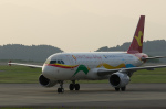 xxxxxzさんが、静岡空港で撮影した天津航空 A320-214の航空フォト(飛行機 写真・画像)