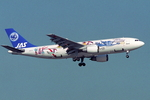 SKYLINEさんが、羽田空港で撮影した日本エアシステム A300B2K-3Cの航空フォト(写真)