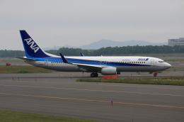 ATOMさんが、新千歳空港で撮影した全日空 737-881の航空フォト(飛行機 写真・画像)