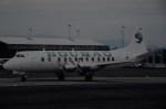 tassさんが、スカルノハッタ国際空港で撮影したボーラック・インドネシア航空 843 Viscountの航空フォト(飛行機 写真・画像)