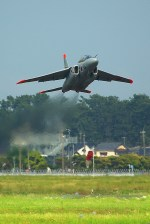 rjnsphotoclub-No.07さんが、静浜飛行場で撮影した航空自衛隊 T-4の航空フォト(飛行機 写真・画像)