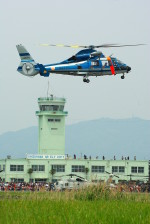 rjnsphotoclub-No.07さんが、静浜飛行場で撮影した静岡県警察 AS365N1 Dauphin 2の航空フォト(写真)
