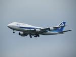 FY1030さんが、羽田空港で撮影した全日空 747-481(D)の航空フォト(写真)