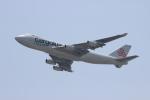 uhfxさんが、関西国際空港で撮影したカーゴルクス・イタリア 747-4R7F/SCDの航空フォト(飛行機 写真・画像)