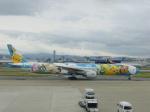 わたくんさんが、福岡空港で撮影した全日空 777-381の航空フォト(写真)