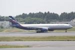 ANA744Foreverさんが、成田国際空港で撮影したアエロフロート・ロシア航空 A330-343Xの航空フォト(飛行機 写真・画像)