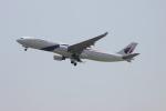 uhfxさんが、関西国際空港で撮影したマレーシア航空 A330-323Xの航空フォト(飛行機 写真・画像)