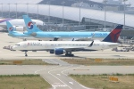 uhfxさんが、関西国際空港で撮影したデルタ航空 757-251の航空フォト(飛行機 写真・画像)