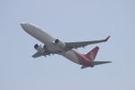 uhfxさんが、関西国際空港で撮影した深圳航空 737-87Lの航空フォト(飛行機 写真・画像)