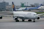 SKYLINEさんが、成田国際空港で撮影したルフトハンザドイツ航空 A340-313Xの航空フォト(写真)