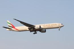 航空フォト:A6-ECV エミレーツ航空 777-300