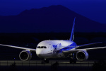 KAWAIさんが、新千歳空港で撮影した全日空 787-8 Dreamlinerの航空フォト(写真)