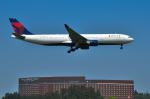 パンダさんが、成田国際空港で撮影したデルタ航空 A330-323Xの航空フォト(写真)