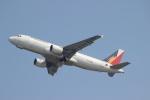 uhfxさんが、関西国際空港で撮影したフィリピン航空 A320-214の航空フォト(飛行機 写真・画像)