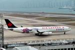 SKYLINEさんが、啓徳空港で撮影したエア・カナダ A340-313Xの航空フォト(飛行機 写真・画像)
