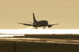 kij niigataさんが、新潟空港で撮影したエアーネクスト 737-5Y0の航空フォト(飛行機 写真・画像)