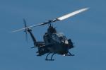NOTE00さんが、大湊飛行場で撮影した陸上自衛隊 AH-1Sの航空フォト(写真)