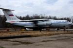 RUSSIANSKIさんが、シェレメーチエヴォ国際空港で撮影したアエロフロート・ロシア航空 Il-76Tの航空フォト(写真)