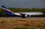 RUSSIANSKIさんが、アンタルヤ空港で撮影したアエロフロート・ロシア航空 Il-96-300の航空フォト(写真)