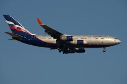 RUSSIANSKIさんが、アンタルヤ空港で撮影したアエロフロート・ロシア航空 Il-96-300の航空フォト(飛行機 写真・画像)
