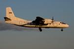 RUSSIANSKIさんが、ブヌコボ国際空港で撮影したUTエア・アビエーション An-24RVの航空フォト(写真)