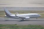keisukeさんが、羽田空港で撮影したF & L エイビエーション 737-7BC BBJの航空フォト(写真)