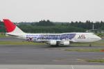 SKYLINEさんが、成田国際空港で撮影した日本航空 747-446の航空フォト(写真)