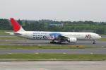 SKYLINEさんが、成田国際空港で撮影した日本航空 777-346/ERの航空フォト(飛行機 写真・画像)