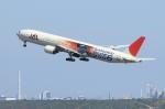 SKYLINEさんが、羽田空港で撮影した日本航空 777-346の航空フォト(飛行機 写真・画像)