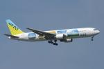 SKYLINEさんが、羽田空港で撮影したAIR DO 767-33A/ERの航空フォト(写真)