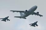 バーバ父さんが、ベルリン・シェーネフェルト空港で撮影したドイツ空軍 A310-304/MRTTの航空フォト(飛行機 写真・画像)