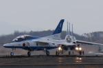 いづみさんが、松島基地で撮影した航空自衛隊 T-4の航空フォト(写真)
