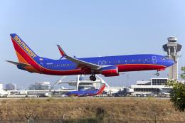 ロサンゼルス国際空港 - Los Angeles International Airport [LAX/KLAX]で撮影されたサウスウェスト航空 - Southwest Airlines [WN/SWA]の航空機写真
