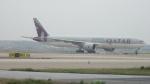 上海浦東国際空港 - Shanghai Pudong International Airport [PVG/ZSPD]で撮影されたカタール航空 - Qatar Airways [QR/QTR]の航空機写真