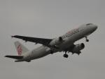 やさい弁当さんが、松山空港で撮影した香港ドラゴン航空 A320-232の航空フォト(写真)