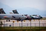 カヤノユウイチさんが、米子空港で撮影した海上自衛隊 P-3Cの航空フォト(飛行機 写真・画像)