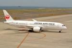 OKさんが、中部国際空港で撮影した日本航空 787-8 Dreamlinerの航空フォト(写真)