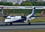 頭文字Sさんが、伊丹空港で撮影した全日空 DHC-8-402Q Dash 8の航空フォト(写真)