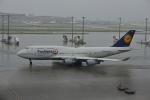 MizukinPaPaさんが、羽田空港で撮影したルフトハンザドイツ航空 747-430の航空フォト(写真)