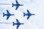 カヤノユウイチさんが、米子空港で撮影した航空自衛隊 T-4の航空フォト(飛行機 写真・画像)
