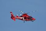 T.Sazenさんが、神戸空港で撮影した福岡市消防局消防航空隊 AS365N3 Dauphin 2の航空フォト(飛行機 写真・画像)