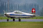 シオン空港 - Sion Airport [SIR/LSGS]で撮影されたAssociazione BPの航空機写真