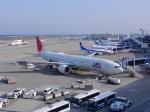 スーパードルフィンさんが、中部国際空港で撮影した日本航空 777-346/ERの航空フォト(写真)
