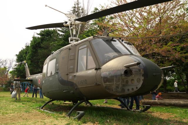 kanade/Ryo@S.O.R.A.さんが、練馬駐屯地で撮影した陸上自衛隊 UH-1Hの航空フォト(飛行機 写真・画像)